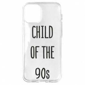 Etui na iPhone 12 Mini Child of the 90s