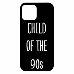 Etui na iPhone 12 Pro Max Child of the 90s