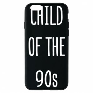 Phone case for iPhone 6/6S Child of the 90s