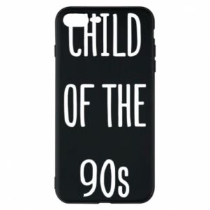 Phone case for iPhone 7 Plus Child of the 90s