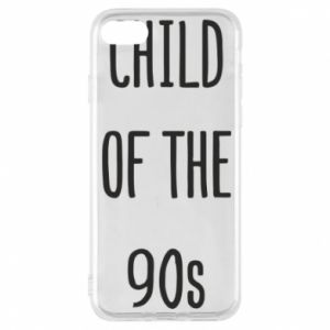 Phone case for iPhone 8 Child of the 90s