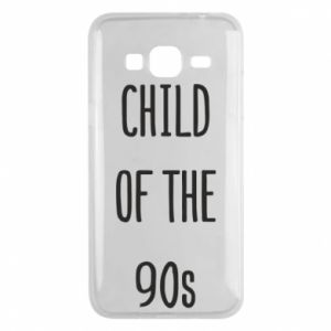 Phone case for Samsung J3 2016 Child of the 90s