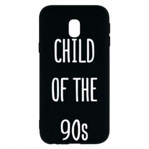 Etui na Samsung J3 2017 Child of the 90s