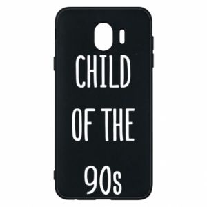 Phone case for Samsung J4 Child of the 90s