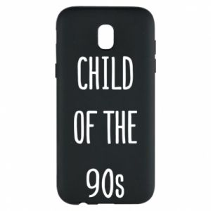 Phone case for Samsung J5 2017 Child of the 90s