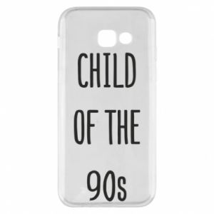 Phone case for Samsung A5 2017 Child of the 90s