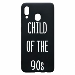 Phone case for Samsung A30 Child of the 90s