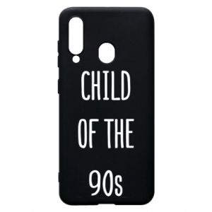 Phone case for Samsung A60 Child of the 90s