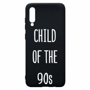 Phone case for Samsung A70 Child of the 90s