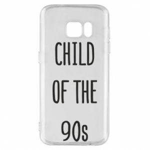 Etui na Samsung S7 Child of the 90s