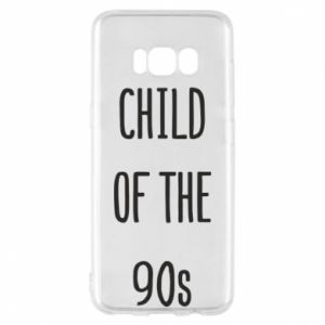 Phone case for Samsung S8 Child of the 90s
