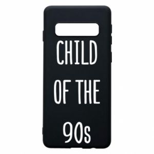 Phone case for Samsung S10 Child of the 90s