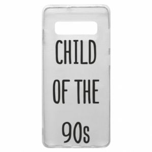 Phone case for Samsung S10+ Child of the 90s