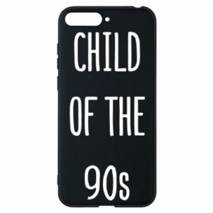 Phone case for Huawei Y6 2018 Child of the 90s
