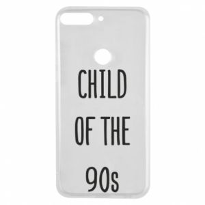 Phone case for Huawei Y7 Prime 2018 Child of the 90s