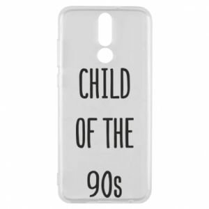 Phone case for Huawei Mate 10 Lite Child of the 90s