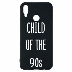 Phone case for Huawei P Smart Plus Child of the 90s