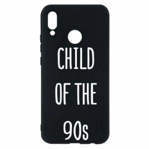 Phone case for Huawei P20 Lite Child of the 90s