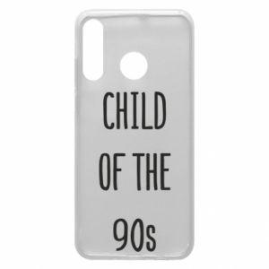 Etui na Huawei P30 Lite Child of the 90s