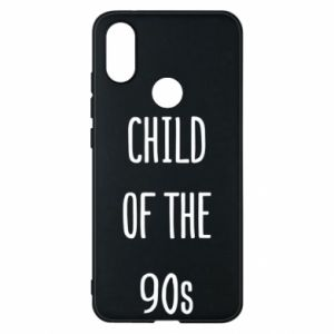 Phone case for Xiaomi Mi A2 Child of the 90s
