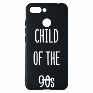 Phone case for Xiaomi Redmi 6 Child of the 90s