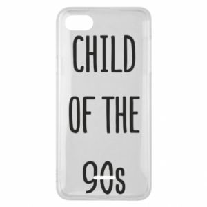 Phone case for Xiaomi Redmi 6A Child of the 90s
