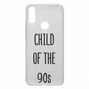 Phone case for Xiaomi Redmi 7 Child of the 90s