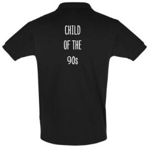 Men's Polo shirt Child of the 90s