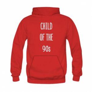 Bluza z kapturem dziecięca Child of the 90s