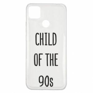 Etui na Xiaomi Redmi 9c Child of the 90s