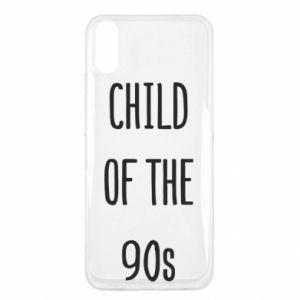Etui na Xiaomi Redmi 9a Child of the 90s