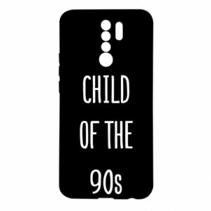 Etui na Xiaomi Redmi 9 Child of the 90s