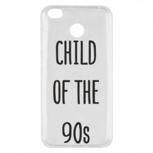 Etui na Xiaomi Redmi 4X Child of the 90s