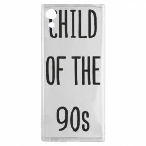 Etui na Sony Xperia XA1 Child of the 90s
