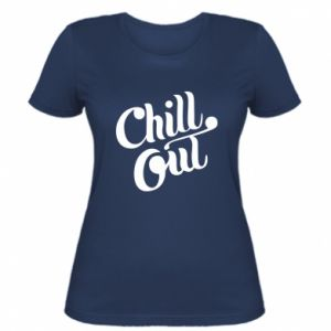 Women's t-shirt Chill out