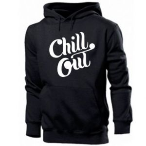 Men's hoodie Chill out