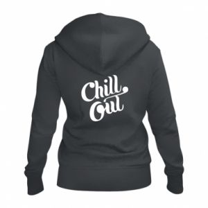 Damska bluza na zamek Chill out