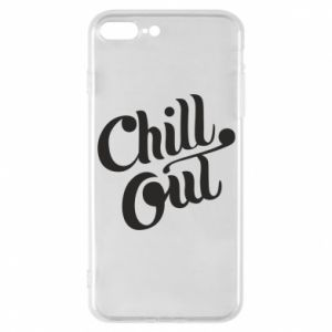 Etui na iPhone 7 Plus Chill out