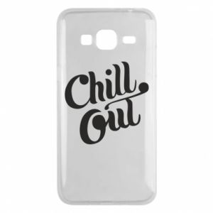 Etui na Samsung J3 2016 Chill out