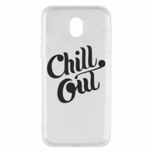 Phone case for Samsung J5 2017 Chill out