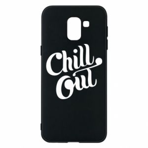 Etui na Samsung J6 Chill out