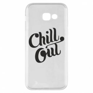 Etui na Samsung A5 2017 Chill out