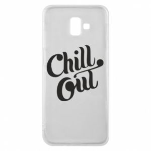 Etui na Samsung J6 Plus 2018 Chill out