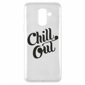 Phone case for Samsung A6+ 2018 Chill out