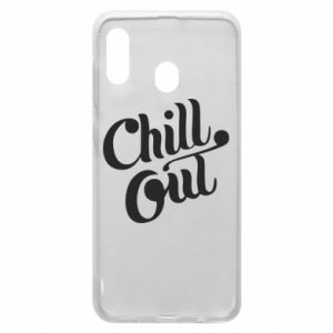 Etui na Samsung A20 Chill out