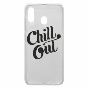Etui na Samsung A30 Chill out