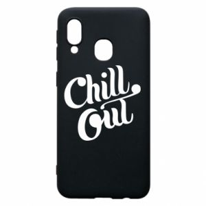 Etui na Samsung A40 Chill out