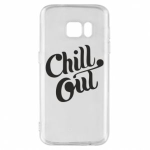 Etui na Samsung S7 Chill out