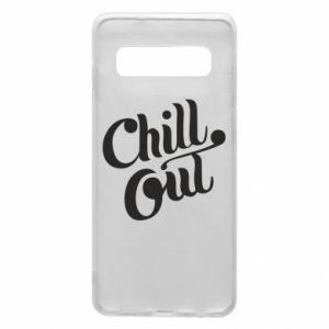 Etui na Samsung S10 Chill out
