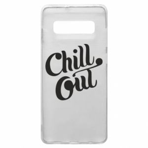 Etui na Samsung S10+ Chill out